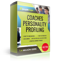 Personality Profiling for Coaching Product Box