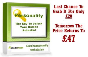 Personality Unlock