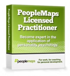 PeopleMaps Licensed Practitioner