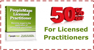 PeopleMaps licensed Practitioner program