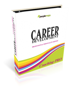 coaching pro career development personality report