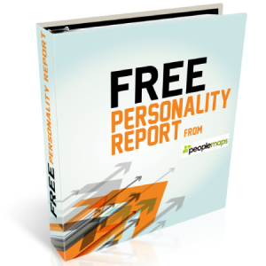 free-psychometric-personality-test report cover for free-personality-test