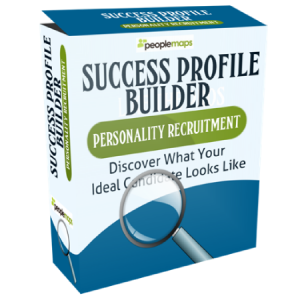 personality profiling box for success profile builder