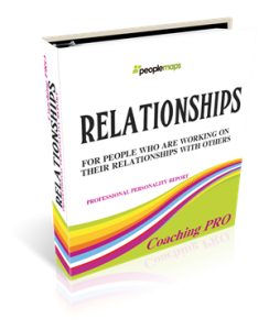 personality report on relationships