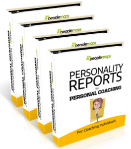personality reports for coaching
