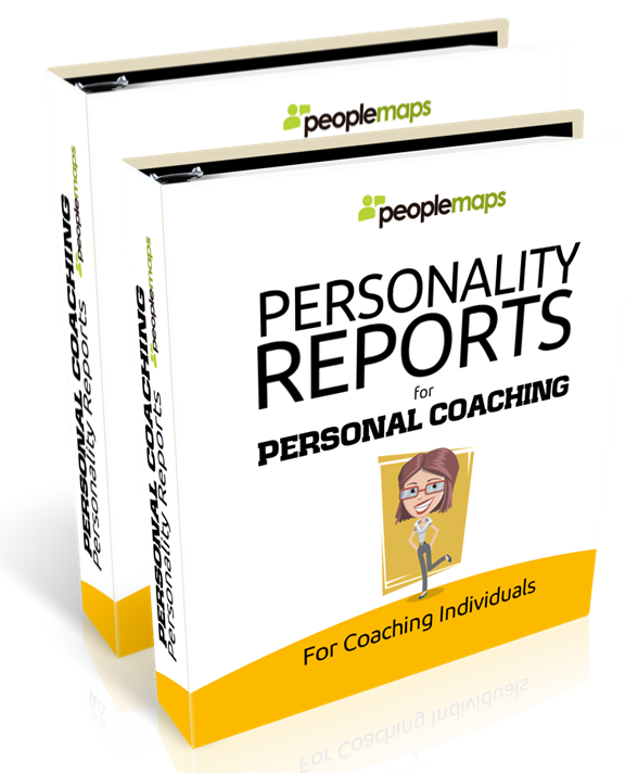 Personality testing for coaches