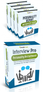 interview pro personality testing reports