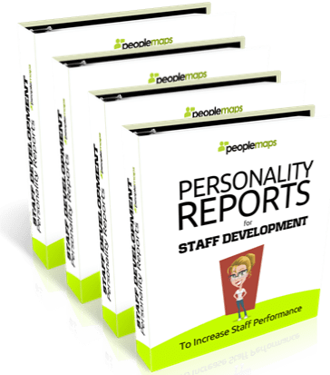 Personality testing for coaching