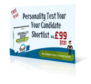 Personality Profiling for Recruitment