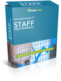 PSYCHOLOGY OF STAFF PERFORMANCE