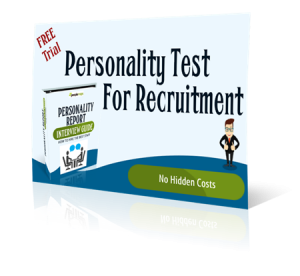 Recruitment Personality profiles