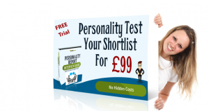 online personality testing