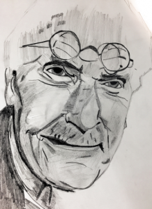 Karl Jung Sketch by Martin Gibbons v2