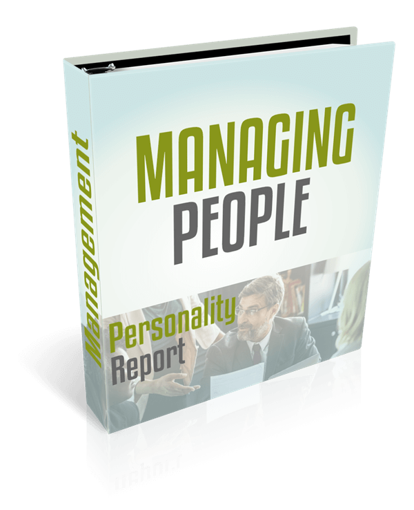 Management style - manager guide