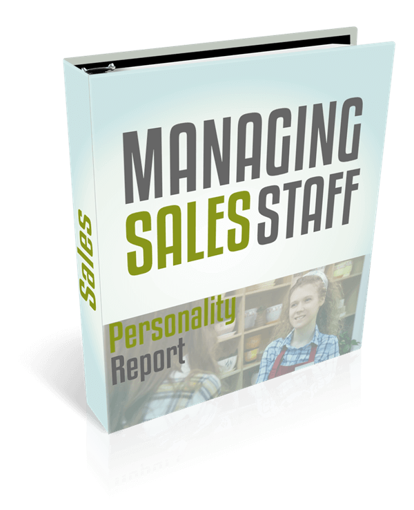 manage sales staff