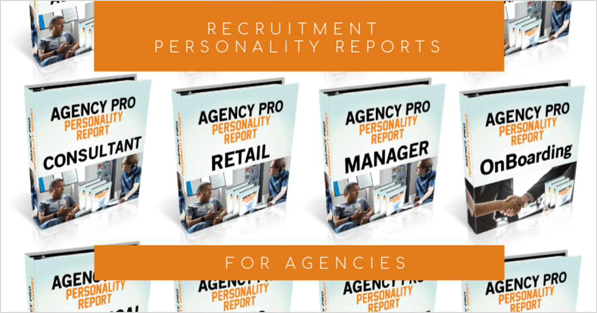 Agency Pro Personality Testing for Recruitment Agencies