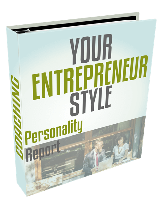 entrepreneur personality test