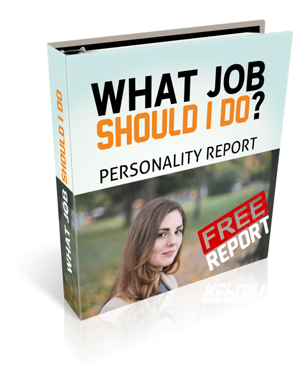 what job should i do free report