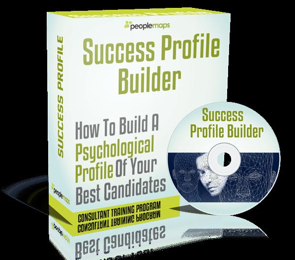 Success profile Builder