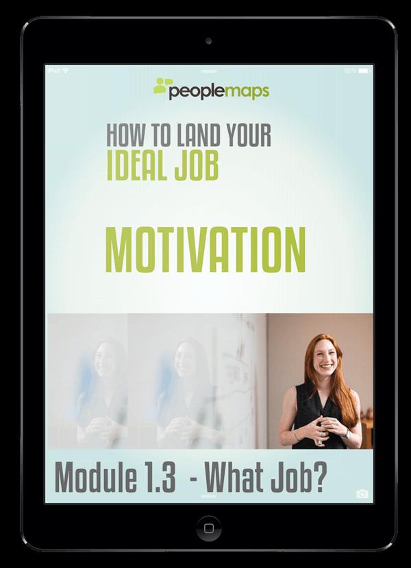 module 1.3 motivation