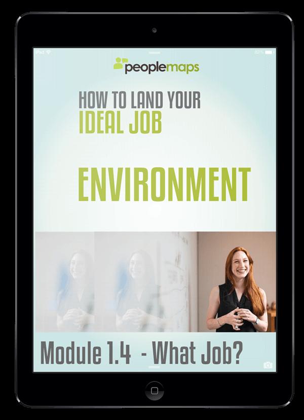 module 1.4 environment