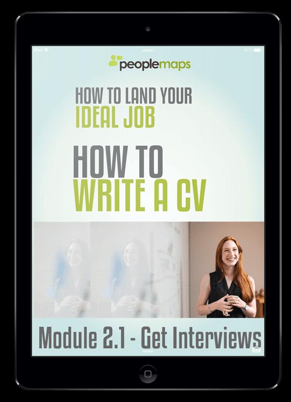 module 2.1 getting interviews