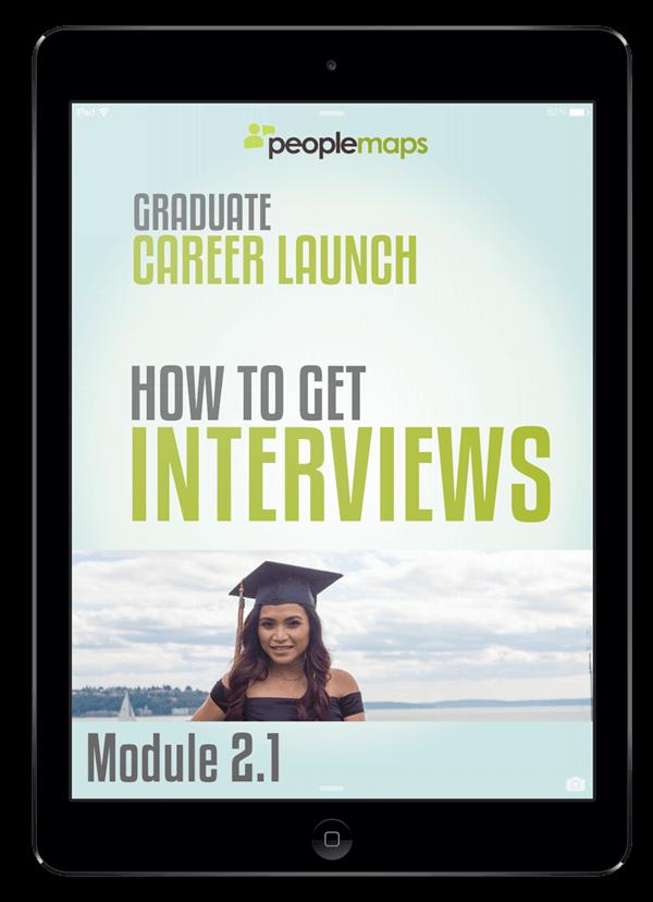 get interviews