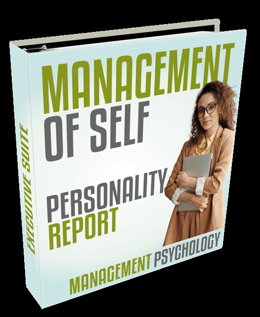 exec suite - management of self