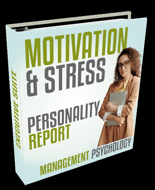 exec suite - motivation and stress