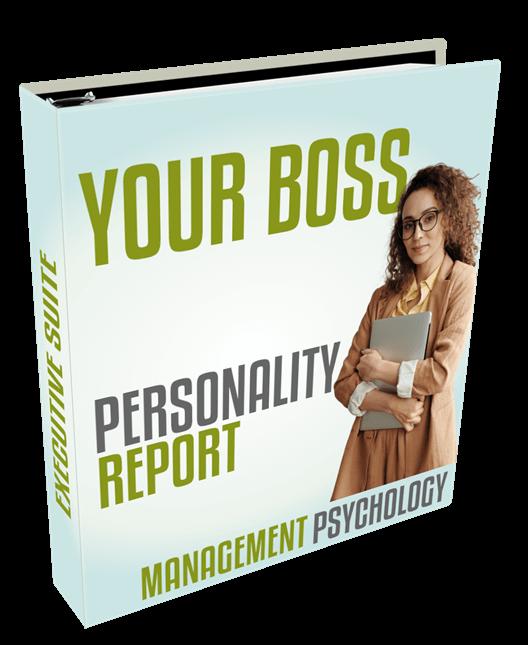 exec suite - your boss
