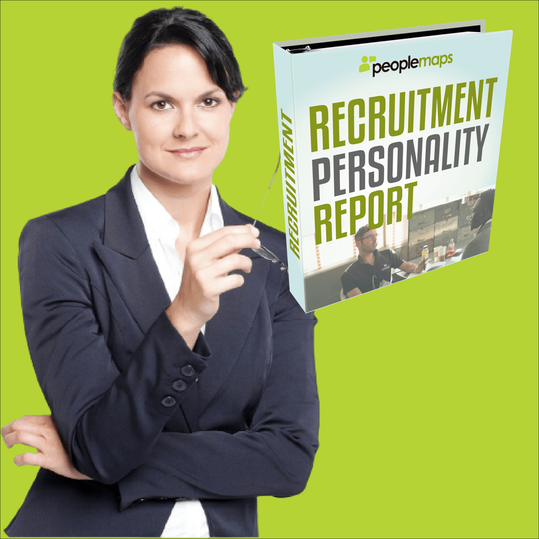 recruitment personality test