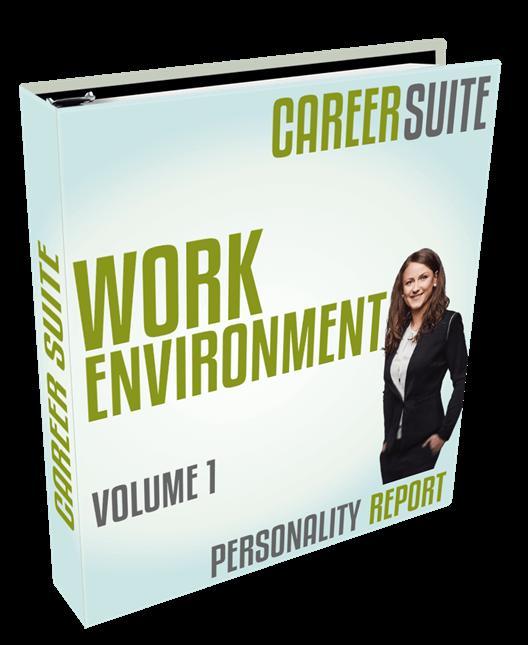career work environment