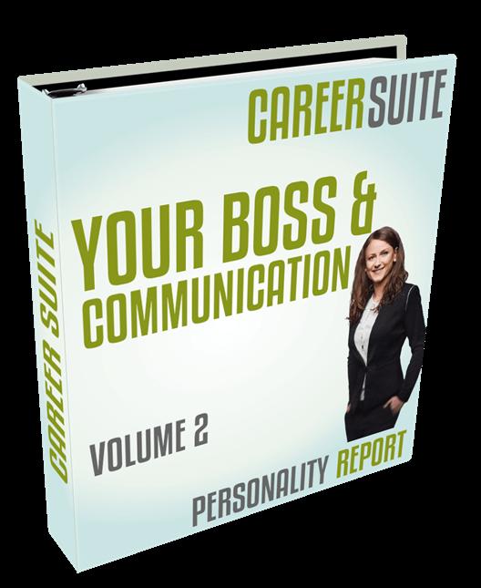 Career Vol 2 Your Boss