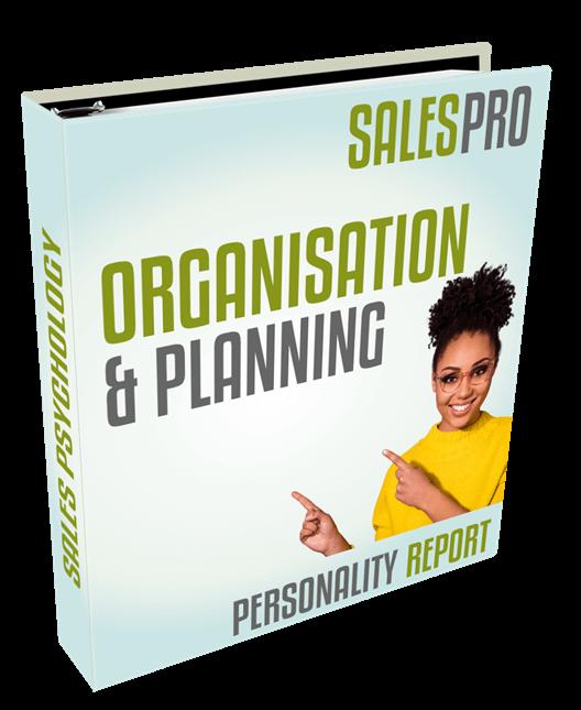 sales suite organisation