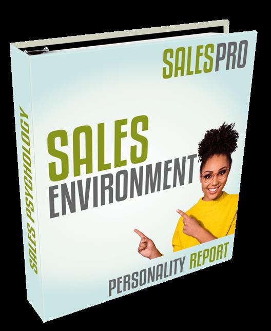 sales suite sales environment