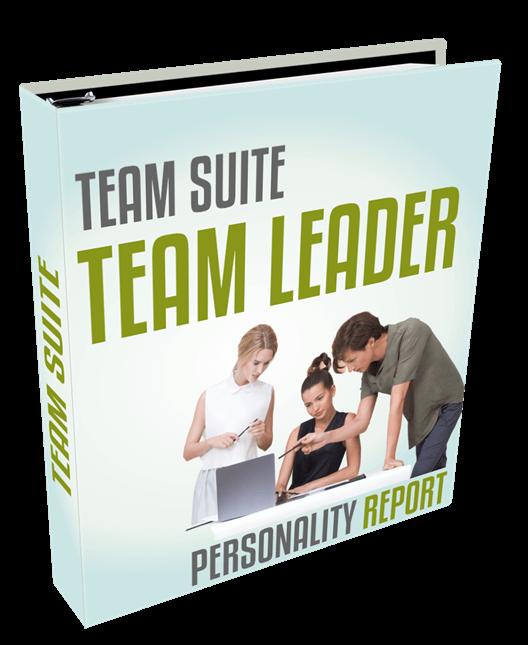 Team suite - team leader