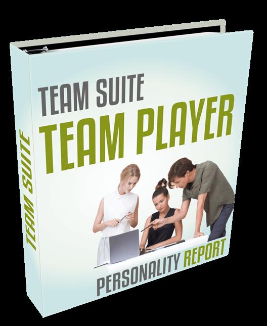 Team suite - team player