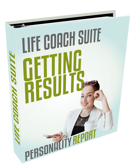 life coach suite - getting results