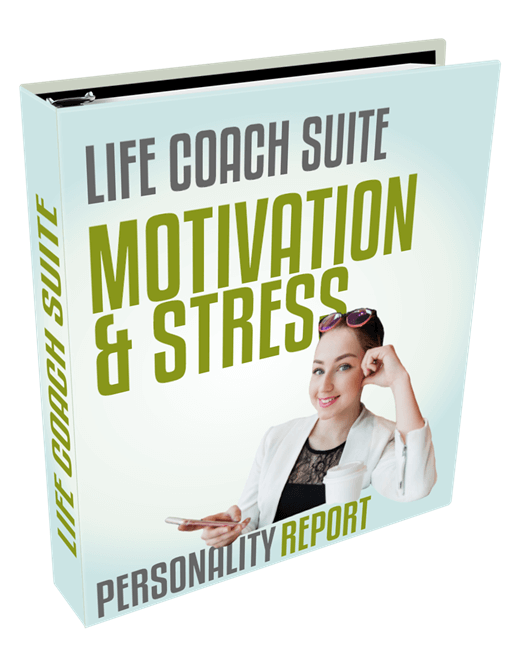 life coach suite - motivation and stress