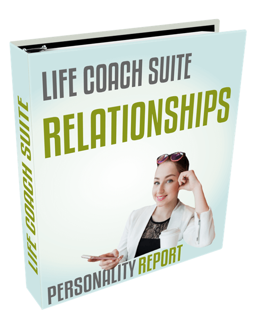 life coach suite - relationships