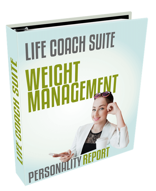 life coach suite - weight management