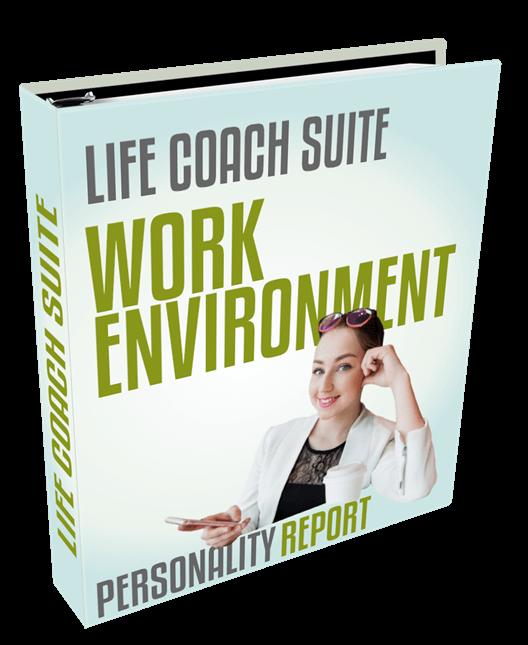 life coach suite - work env
