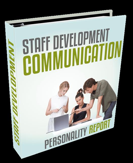 staff dev suite - communication