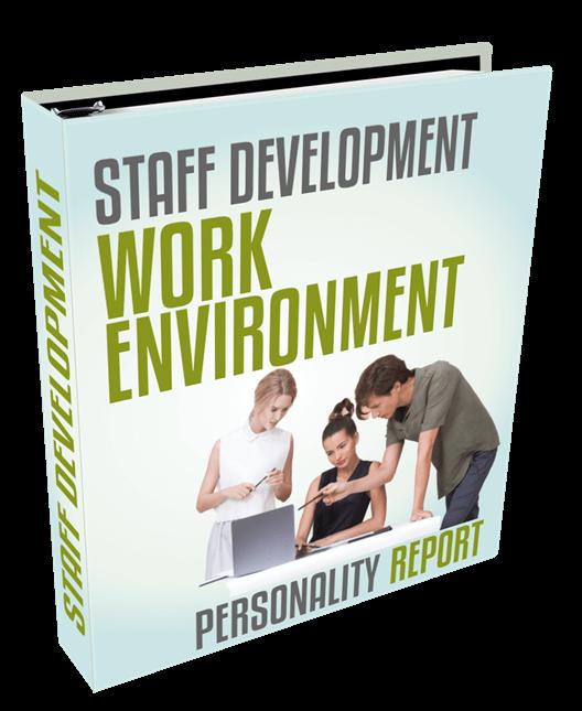 staff dev suite - work environment
