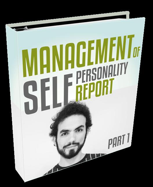 management of self part 1
